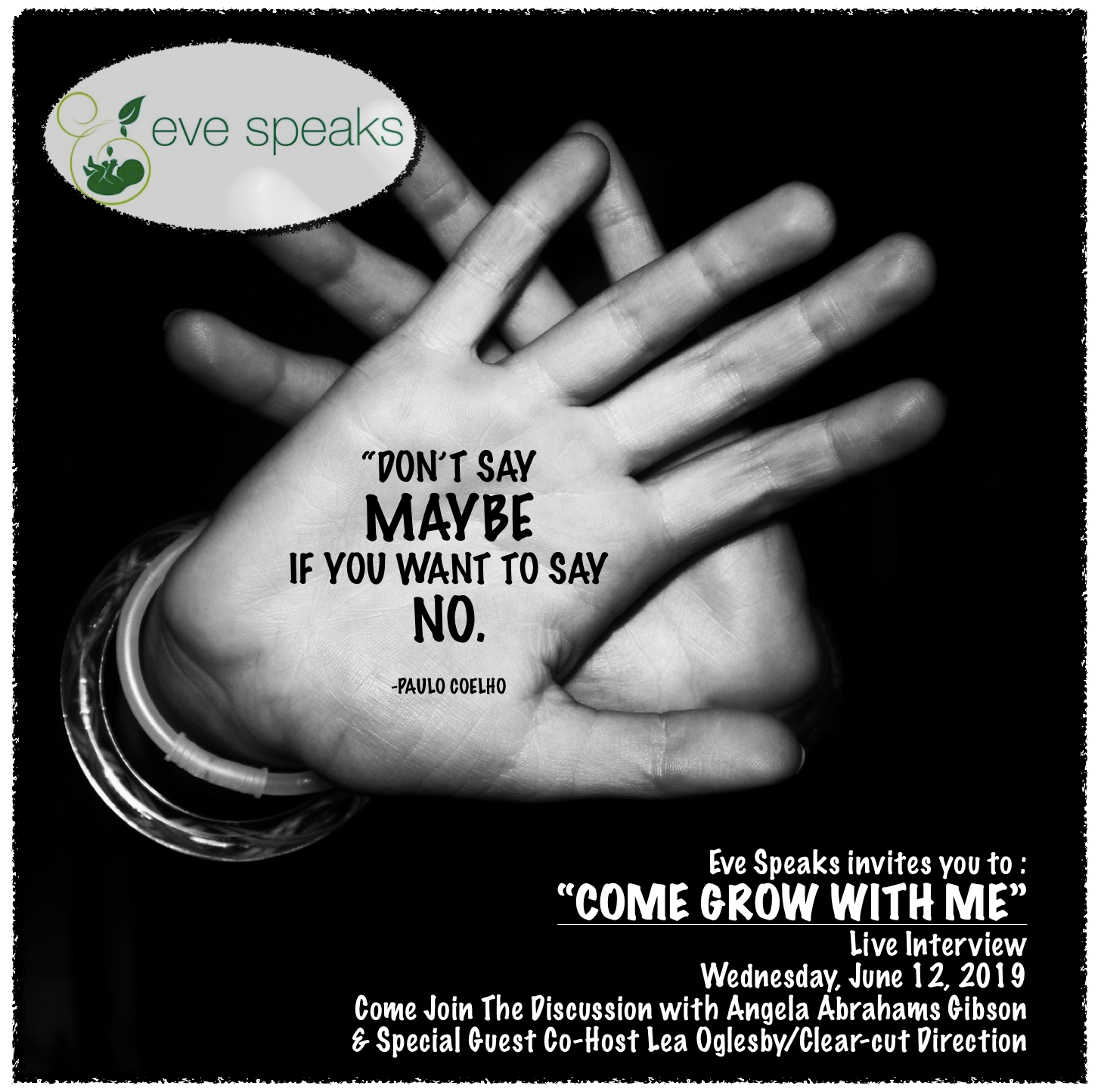 Come Grow With Me Promo